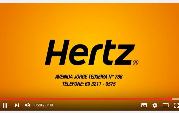 Hertz Locadora 2015